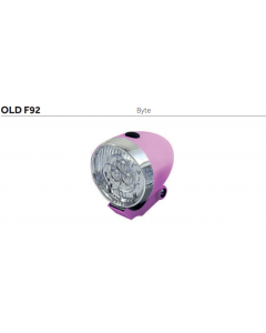 FARO BYTE OLD F92 PINK LED BATTERY